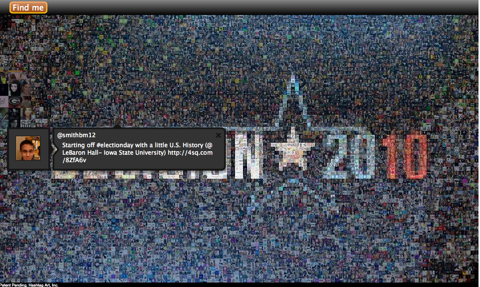 NBCElectionDay Election Day Mosaic